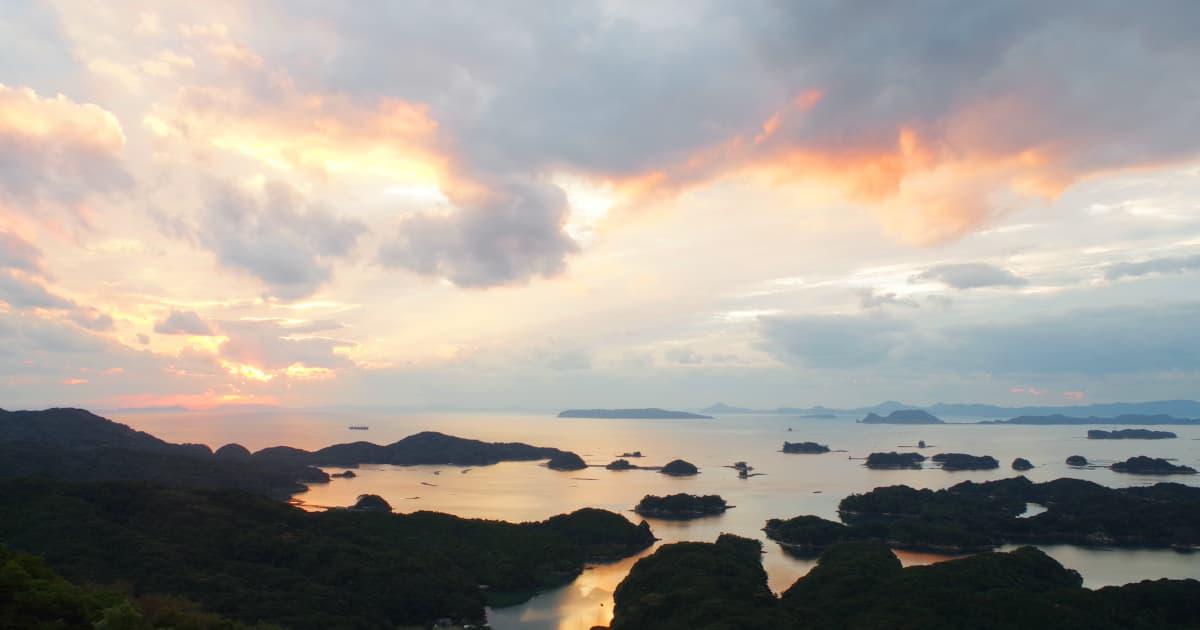 日本の島々